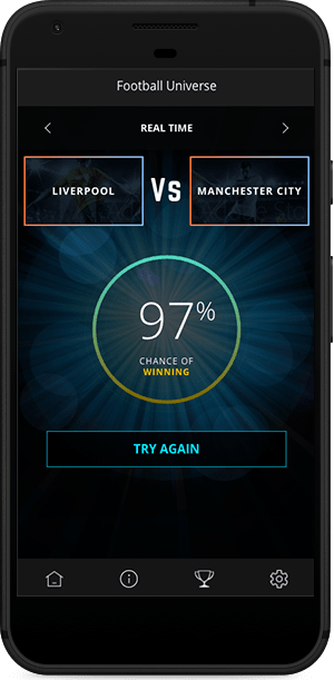 Football Universe Head to Head